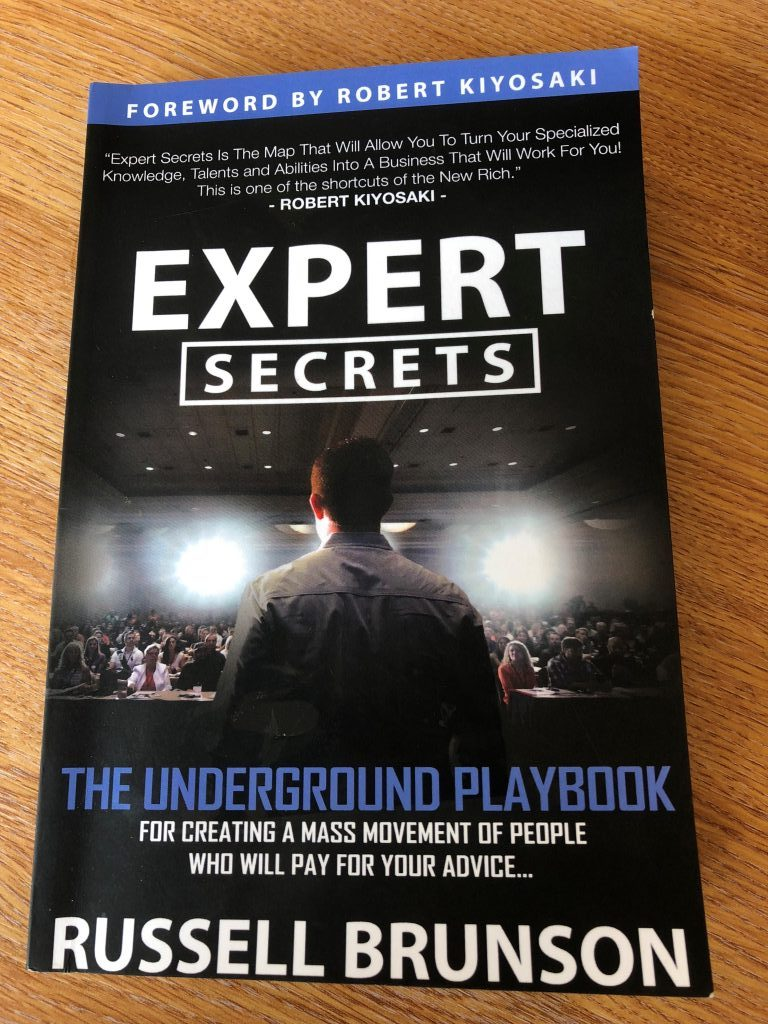 Expert Secrets Book Review 2019