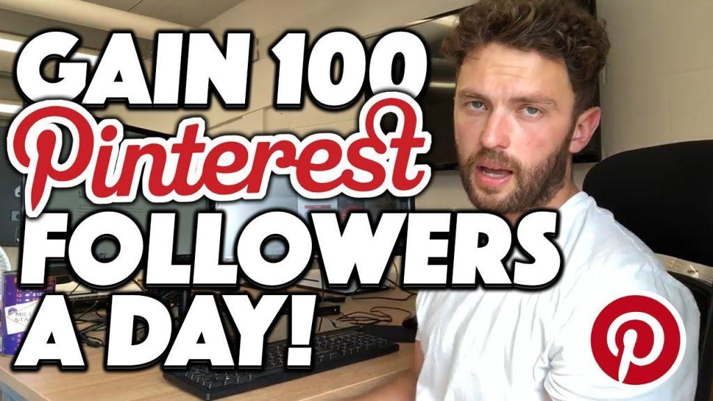 get more pinterest followers fast