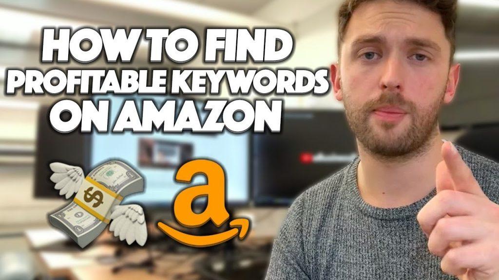 competitors keywords amazon
