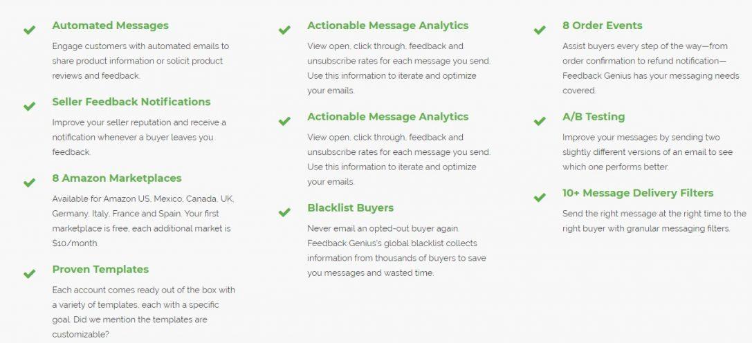 best feedback tool for amazon