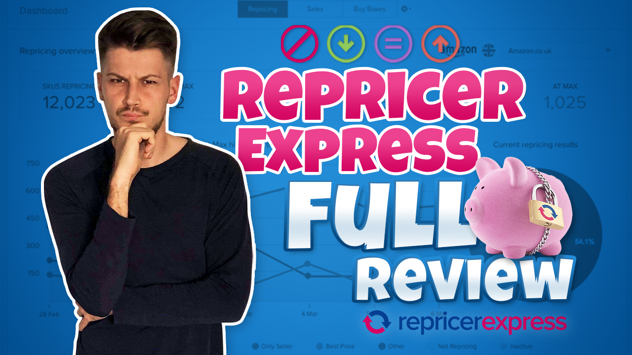 RepricerExpress Review – Must Have For Amazon Sellers?