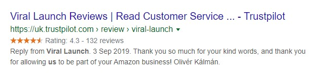 viral launch reviews