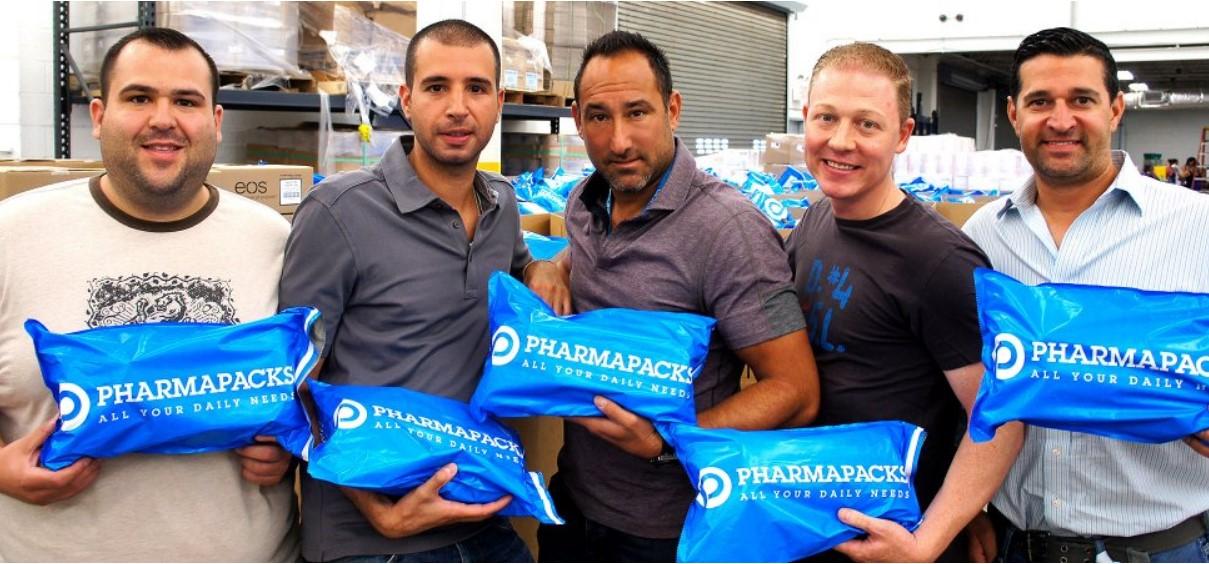 pharmapacks inc
