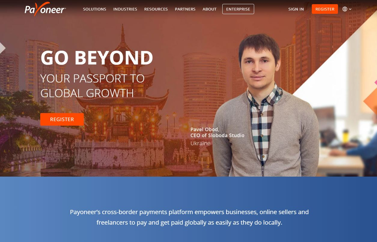Is Payoneer Safe for Ecommerce Payments_eBusiness Boss