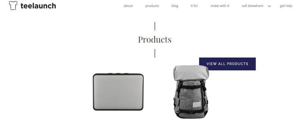 Teelaunch_Print on Demand App_Shopify_eBusiness Boss