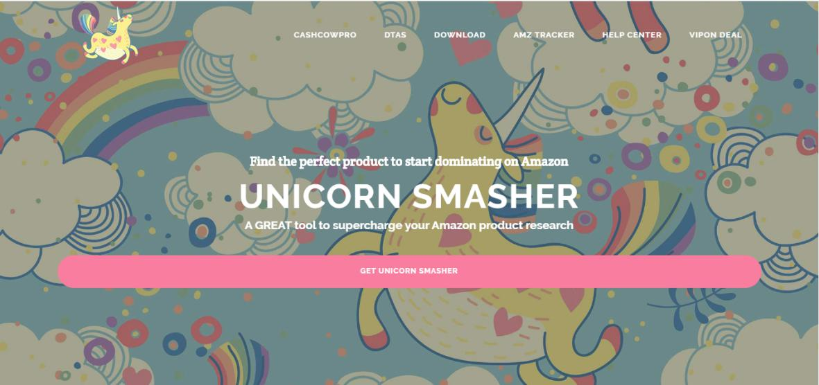 Unicorn Smasher Homepage_eBusiness Boss