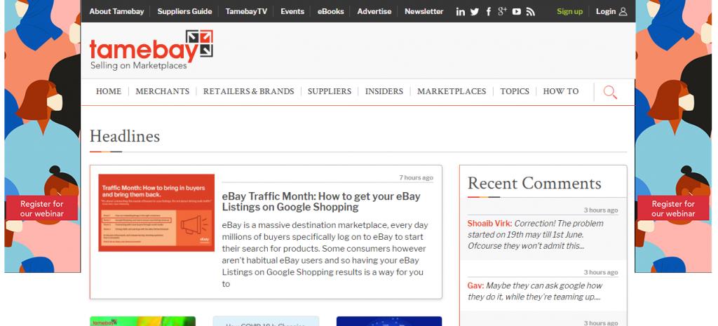 Tamebay_Amazon Seller Forums