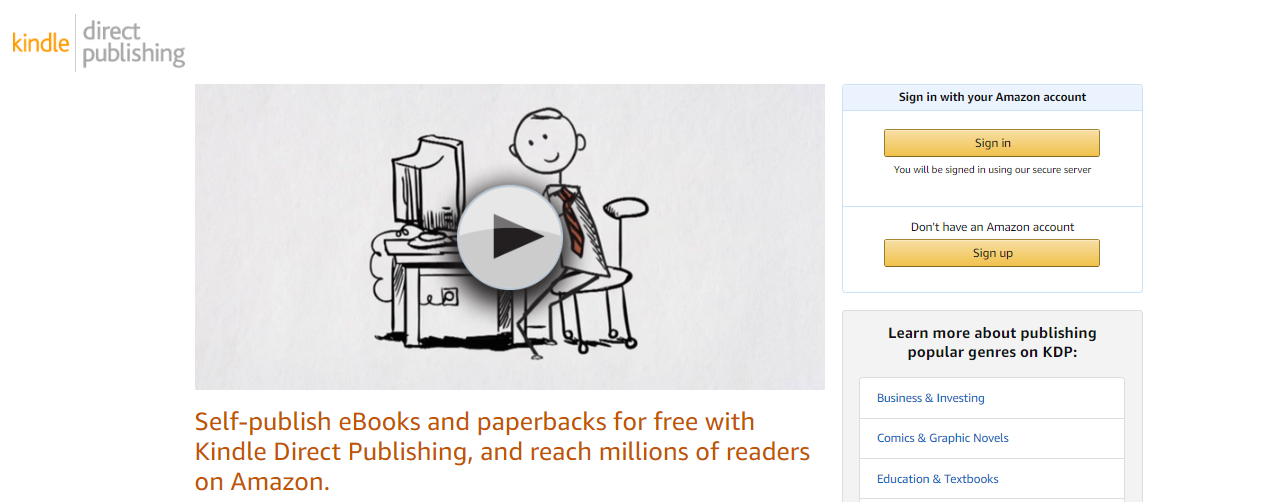 How to Self-Publish on Amazon