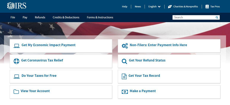 EIN Registration on IRS Website