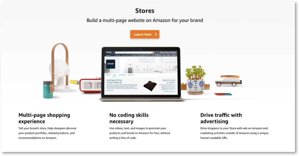 How to Create an Amazon Store