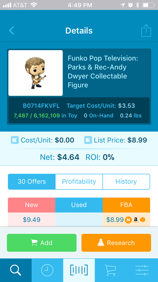 Scoutify Inventory Lab