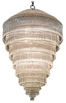 Meyda Tiffany Transitional 24 Light Chandelier