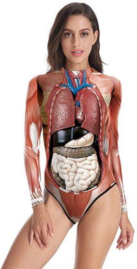 Anatomy Bathing Suit