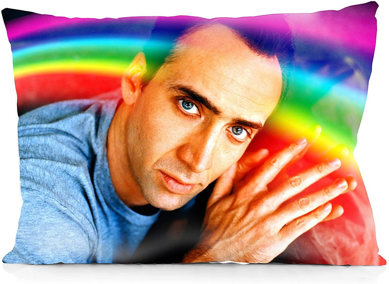 Nicolas Cage Pillow Case