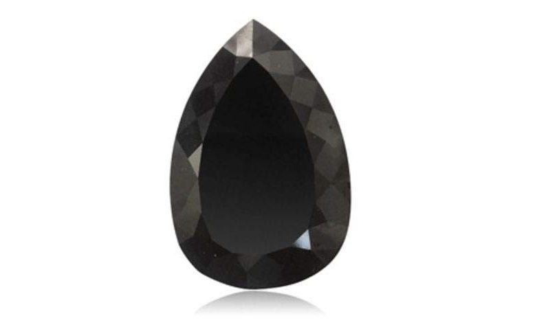 Mysticdrop 56.34-Carat Black Diamond