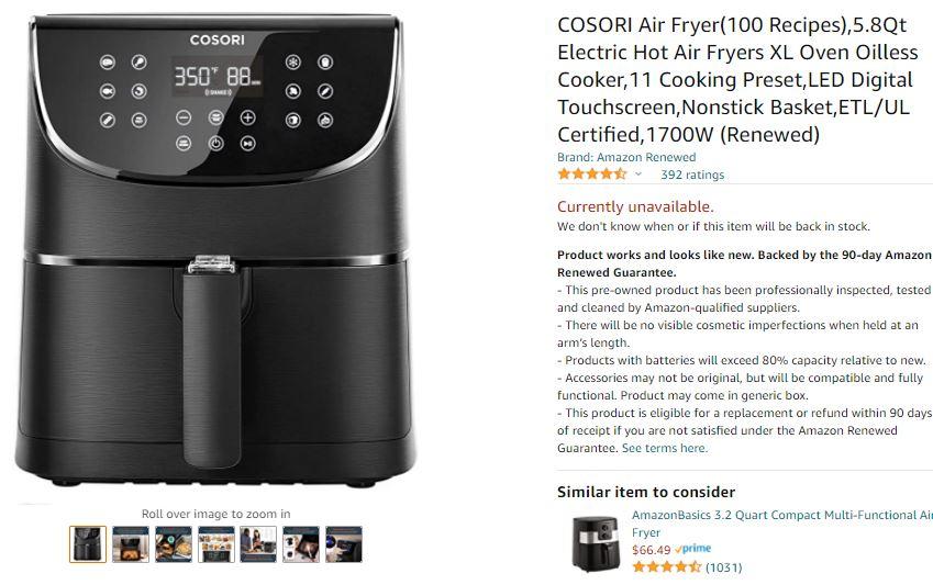 Amazon Renewed Product
