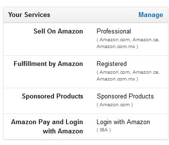 Downgrade Amazon Seller Account