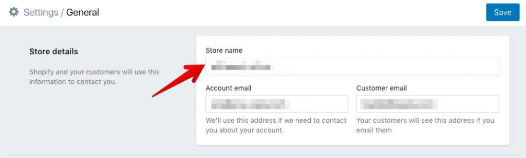 How to Change a Shopify Store Name