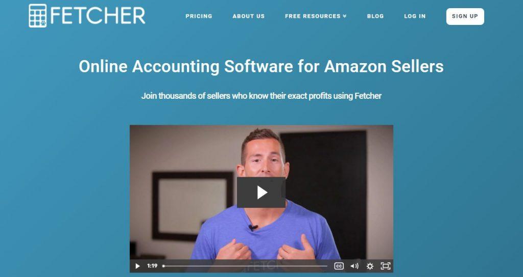 fetcher amazon review