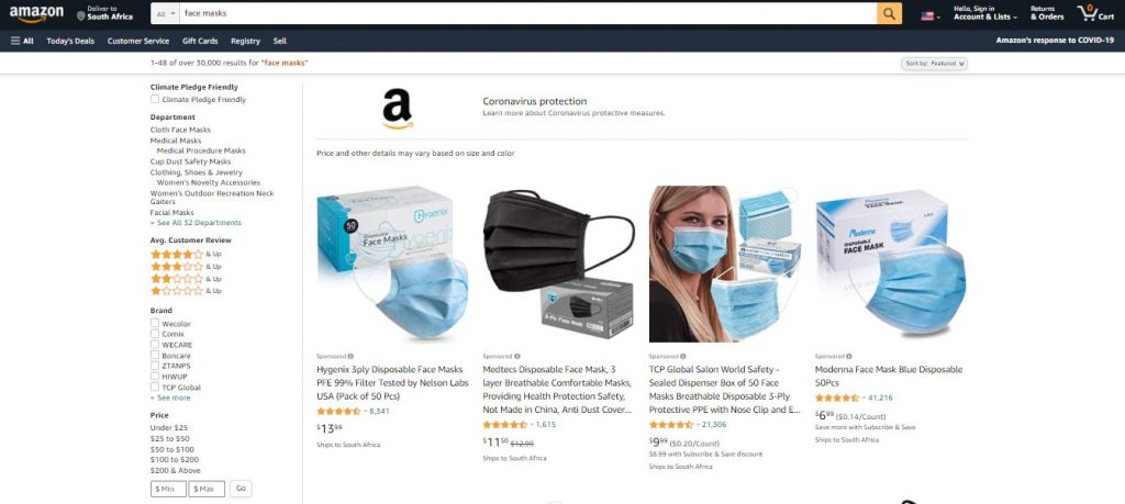 How to Get Your Product on the First Page of Amazon